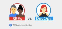 آموزش تفاوت DevOps و SRE