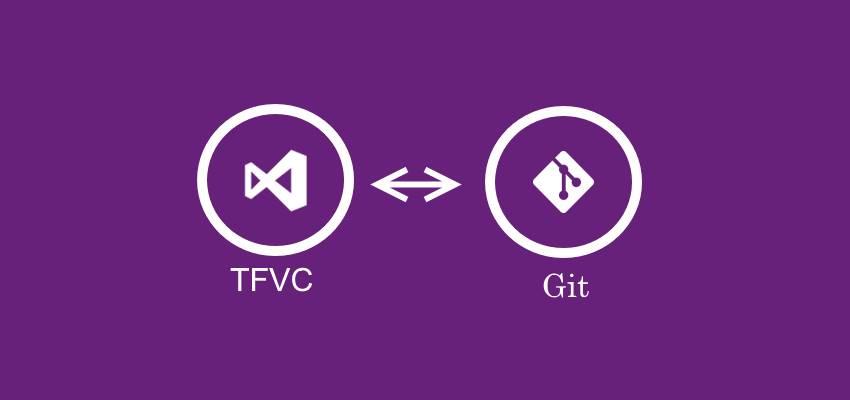 بررسی سورس کنترل Git در TFS 2018