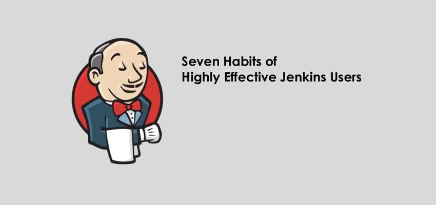 هفت عادت کاربری موثر jenkins